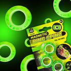 Glow Magnetic Ring Spinz: Pack of 3 image number 3