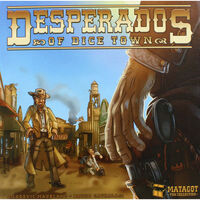 Desperados Of Dice Town Strategy Game