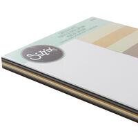 Neutrals Cardstock Sheets - 60 Sheets