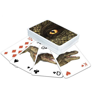 Dinosaur Playing Cards image number 2