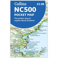 NC500 Pocket Map