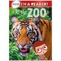 I'm A Reader: At the Zoo