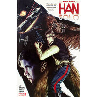 Star Wars Han Solo Graphic Novel