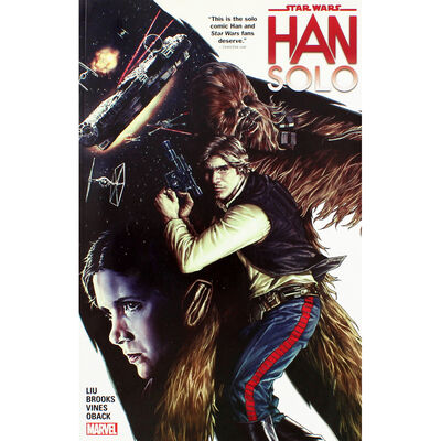 Star Wars Han Solo Graphic Novel image number 1
