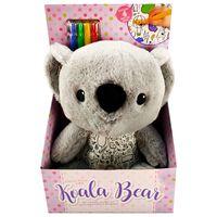 Colour Your Own Koala Bear