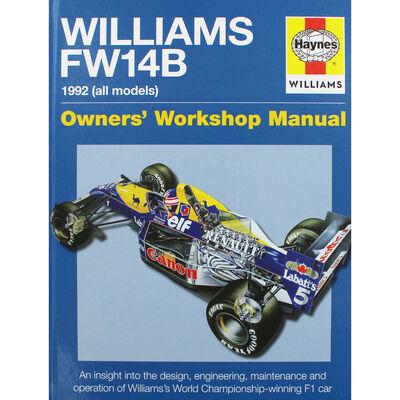 Haynes: Williams FW14B image number 1