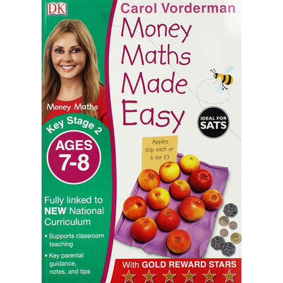 Money Maths Made Easy: Ages 7-8 image number 1