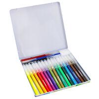 Unicorn Brush Pens - Tin of 20