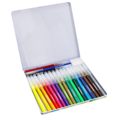 Unicorn Brush Pens - Tin of 20 image number 2
