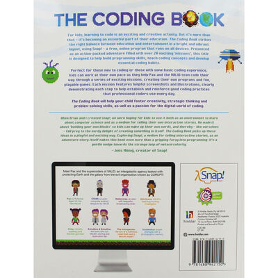 The Coding Book image number 3
