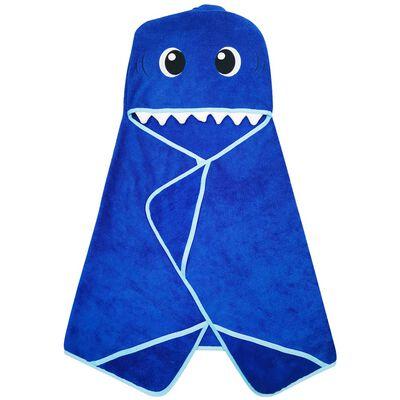 Hooded Shark Towel image number 1