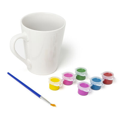 Paint Your Own: Mug Set image number 3