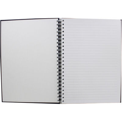A4 Wiro See the Stars Lined Notebook image number 2