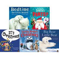 Christmas Bedtime: 10 Kids Picture Books Bundle