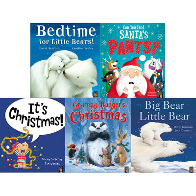 Christmas Bedtime: 10 Kids Picture Books Bundle image number 2