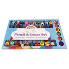 Pencil and Eraser Set image number 2