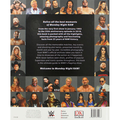 WWE Raw: The First 25 Years image number 4