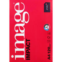 Image Impact A4 White 120gsm Copier Paper - 250 Sheets