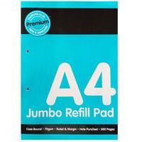 A4 Jumbo Refill Pad
