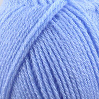 Deramores Studio Essentials: Powder Blue Yarn 100g