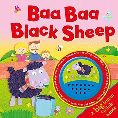Baa Baa Black Sheep: Big Button Sound Book image number 1