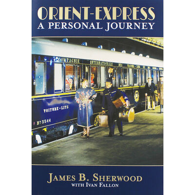 Orient-Express - A Personal Journey image number 1