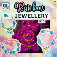 GL Style Rainbow Jewellery Kit