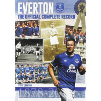 Everton: The Complete Record