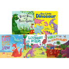 Friendly Monsters: 10 Kids Picture Books Bundle image number 2