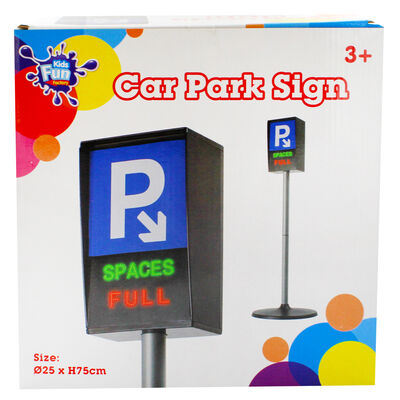 Role Play Car Park Sign image number 2