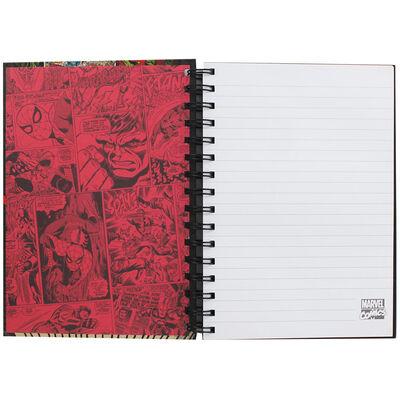 A5 Marvel Mix Notebook image number 2