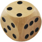 Wooden Dice image number 1