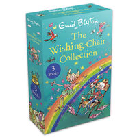 The Wishing-Chair: 3 Book Collection