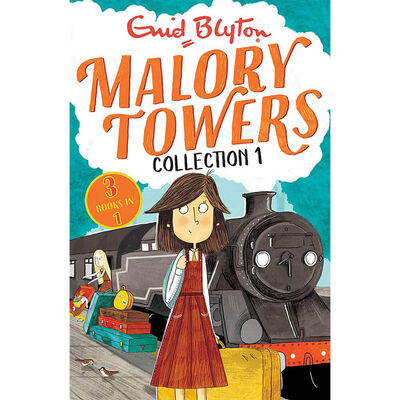 Malory Towers Collection 1: Books 1-3 image number 1