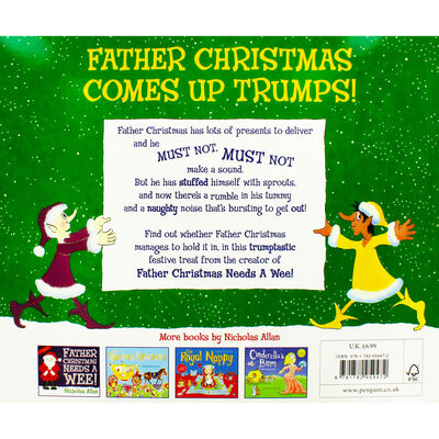 Father Christmas Comes Up Trumps image number 3