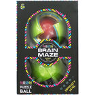 Neon Brain Maze Puzzle Ball image number 1