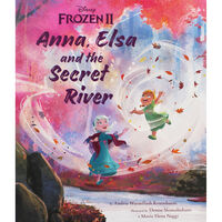 Disney Frozen 2 Anna and Elsa Secret River