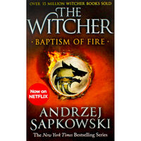 The Witcher Baptism of Fire: Book 3
