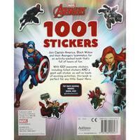 Marvel Avengers: 1001 Stickers