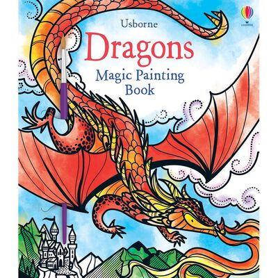 Magic Painting: Dragons image number 1