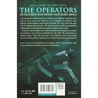 The Operators: On the Streets with Britain's Most Secret Service image number 2