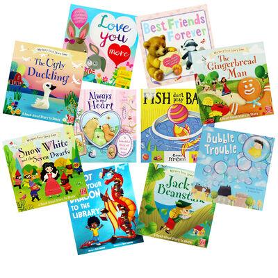 Bedtime Reading - 10 Kids Picture Books Bundle image number 1