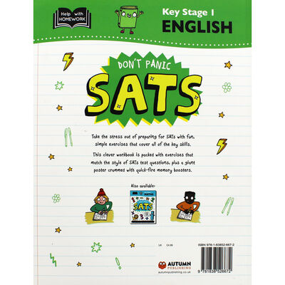 Don't Panic SATs: Key Stage 1 English image number 4
