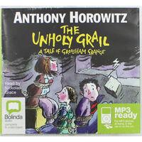 The Unholy Grail: MP3 CD
