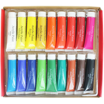 Complete Acrylic Starter Kit image number 2