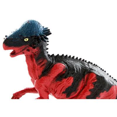 9 Inch Pachycephalosaurus Dinosaur Figurine image number 3