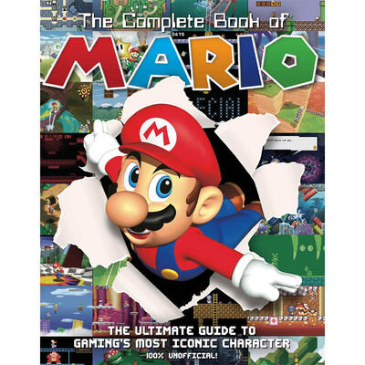 The Complete Book of Mario image number 1