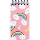Rainbow Long Wiro Notepad image number 1