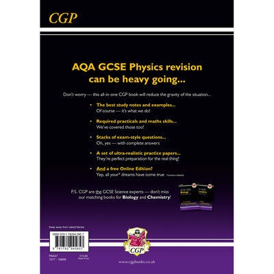 CGP GCSE Physics Grade 9-1: Complete Revision & Practice image number 3