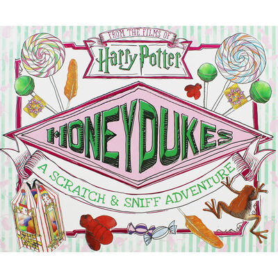 Harry Potter Honeydukes: A Scratch & Sniff Adventure image number 1